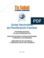 Guía de Planificación Nacional
