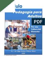 Modulo Estrategias Pedagogicas en Formación - Dra. Olga Helena Piñeros