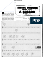 (Guitar Book) a Lesson in Gypsy Jazz