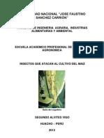 Plagas Del Cultivo Del Maiz 2012 II