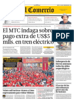 D-EC-02092013 - El Comercio - Portada - Pag 1
