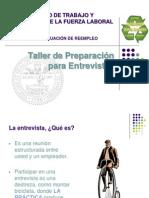 Como Prepararse Para La Entrevista - Interviewing_Workshop_spanish