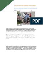 29-08-2013 Puebla Noticias - WSPA felicita a Puebla por mejoras en legislación contra maltrato animal