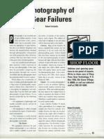 Gear Failure