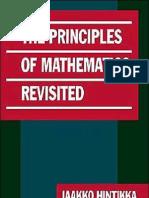 Hintikka Principle Math Rev