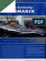 Conway - Anatomy of the Ship - Battleship Bismarck