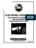 Electronic Governor Troubleshooting Guide Rev a 03 2008