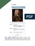 1. Georg Friedrich Händel