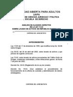 Sobre Lavado de Activos en Republica Dominicana