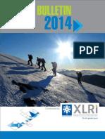 XAT Bulletin 2014