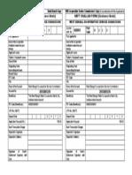 WBCSC Advt.02..2013 NEFT Challan Form
