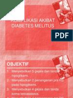Komplikasi+Dm