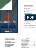 AGFA Guia para la Interpretacion de Radiografías de Soldaduras PDF