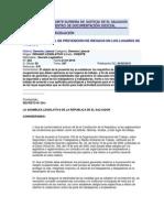 Ley General de Prevension de Riesgos en Los Lugares de Trabajo