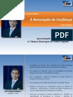 Candidatos do PSD/Açores à Câmara Municipal de Ponta Delgada