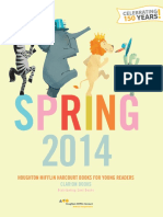 Houghton Mifflin Harcourt  Books for Young Readers Spring 2014 Catalog