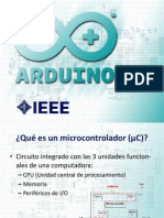 Presentacion Arduino Breve