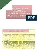Pendekatan p&p Yang Pelbagai