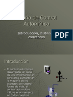 Teoría de Control Automático