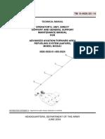 TM 10-4930-351-14  AAFARS  M100A1