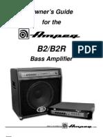 ampeg b2