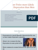Treating Depression in Women