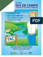 Cartilha Dia de Campo Suinocultura e Meio Ambiente