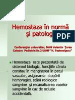 hemostaza