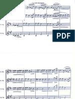 La Vie en Rose Sax Quartet