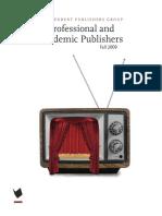 IPG Fall 2009 Academic Catalog