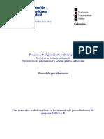 LABS Manual Vigilancia Serotipos