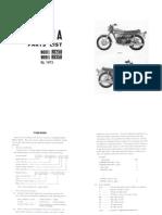 Honda XL175 CycleServ Manual