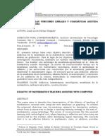Dialnet-DidacticaDeLasFuncionesLinealesYCuadraticasAsistid-4230477
