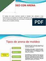 2 Modeo Con Arena