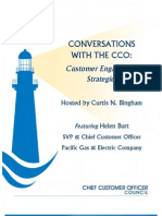 Conversations With the CCO