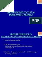 Segmentation & Positioning