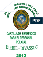 Cartilla de Beneficios Dirbie Divassoc
