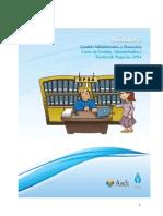Gestion Administrativa y Financiera