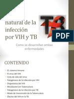 2 Historia Natural Del VIH y La TB