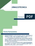 Aula 5 - Formas Farmacêuticas