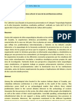 Estructurasdefensivasyfronteraculturalelcasodelasestribacionesandinassurorientalesdel Ecuador