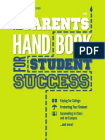 2013 Handbook for Student Success - College Parents of America