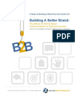 6 Steps to Building a Brand from the Inside Out
