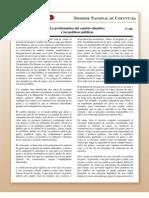 Coy 208 - La problemática del cambio climático y las políticas públicas