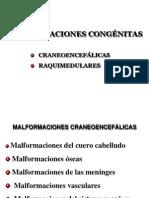 MALFORMACIONES CRANIOENCFALICAS
