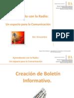 Aprendiendo Con La Radio - 3