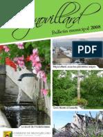 Mignovillard - Bulletin municipal 2008