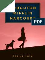 Houghton Mifflin Harcourt Spring 2014 Adult Catalog