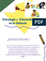 Psicologia y Educacion en La Infancia