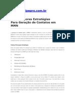 As 7 Melhores Estratégias Para Gerar Contatos em MMN - Marketing Multinível